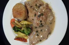 Da Giovanni Veal Piccata Thin slices of Veal in Marsala, garlic, lemon and capers