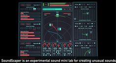 Bent-Tronics: SoundScaper 1.0, the Circuit Bending sound design...