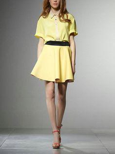 Patrizia Pepe...yellow
