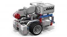 LEGO Set MOC-2692 Fllying Frog EV3 Robot - building instructions and parts list. Theme: EV3; Year: 2015; Parts: 119; Tags: ev3 FIRST Lego League FLL mindstorms moc robot