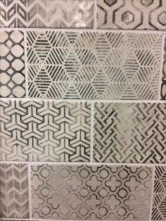 Ravena Bianco Decor Ceramic Subway Tile  4 x 8 in 1499