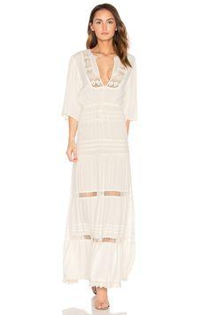 Cleobella Ora Dress in Ivory | REVOLVE