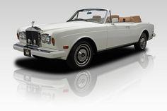 1987 Rolls Royce Corniche II Convertible 6.75 V8