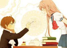 Detective Loki and Mayura's interesting development of their relationship....