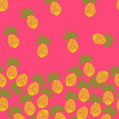 Pineapples by JoyLaForme.com