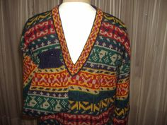 Sweater Mangas Largas United Colors Of Benetton