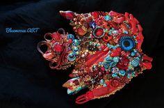 The Fantastic Bead Mosaics© Mini SEAlife Series The by bluemoose