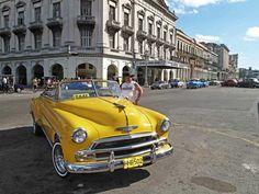 Taxi en #LaHabana #Cuba