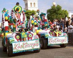 Festival de Mascaras de Hatillo, Puerto Rico by enlacepr, via Flickr