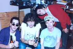 Dead Milkmen | Sarcastic Philly punks the Dead Milkmen are reunited and going strong