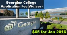 GET STUDY  IN #GeorgianCollege   #CANADA . Application Fee Waiver.  Get 2 Years #PostStudyWorkVisa.   LIVE & SETTLE DOWN...   APPLY NOW -