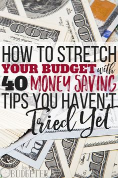 These not only help us stretch our every month but it also sets us up for and having money left over to throw in our every single week! I get so overwhelmed with budgeting but these money saving tips are to implement and easy to stick to– win … Best Money Saving Tips, Money Tips, Saving Money, Money Budget, Win Money, Money Hacks, Money Fast, Frugal Living Tips, Frugal Tips