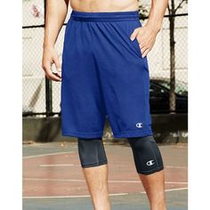 Champion Men's Core Basketball Athletic Shorts 1 - NEW COLORS - S-2XL #Champion #Shorts