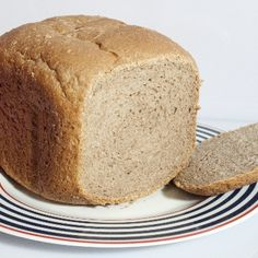 Dinkel-Quark-Brot - Rezept für den Brotbackautomat (Diet Breakfast Recipes)