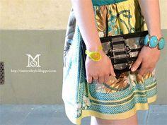 ::: OutsaPop Trashion ::: DIY fashion by Outi Pyy :::: DIY scarf skirt
