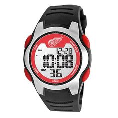 Detroit Red Wings NHL Mens Training Camp Series Watch