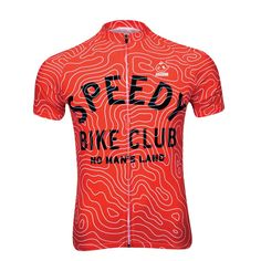 JIASHUO Speedy Bike Club Men s Short Sleeve Summer Cycling Jersey  Sz  XXS-5XL . Bicycle ClothingCycling ... 33c2ea51c