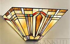 All Kinds Of Lighting -- Art Deco Wall Sconce