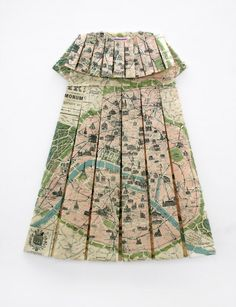 map of Paris | Elisabeth Lecourt