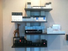 Our Product Lines:  PCA, Skin Ceuticals & Revision