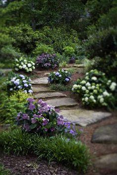 Garten gestalten Bilder - 39 Gartengestaltungsideen, die kaum Mühe erfordern