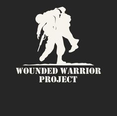 Wounded Warrior Project...support our men and women in uniform. Please.