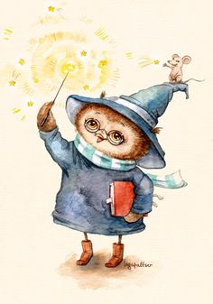 Волшебник - Lovelycards