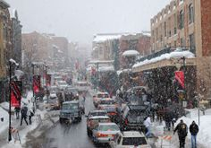 Utah  Robert Redford's annual Sundance Film Festival draws thousands of filmgoers and millions of dollars to snowy Park City, Utah.