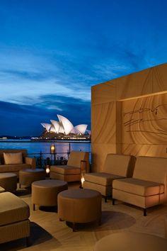 If only the view were better. Park Hyatt Sydney (Australia) - Jetsetter