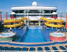 The Norwegian Cruise Line takes more of the work out of our family vacations than any other cruise line we've sailed on (so far). And at a price my family can afford.