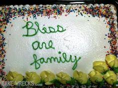 Cake Wrecks!