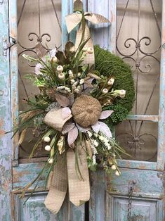 Your place to buy and sell all things handmade Moss Wreath, Hydrangea Wreath, Grapevine Wreath, Thanksgiving Wreaths, Fall Wreaths, Christmas Wreaths, Door Wreaths, Tree Topper Bow, Lemon Wreath