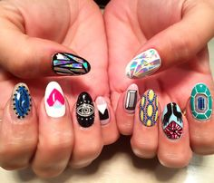 Image result for female empowerment nail design