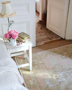 Pale pink Turkish rug                                                                                                                                                                                 More