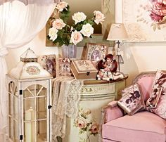 Magnificent warm and #romantic corner with #inart collections! www.inart.com