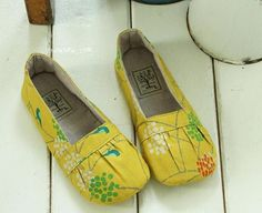 Olivia Shoes pattern