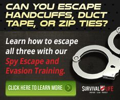 Survival Life: Spy Escape & Evasion Spy Skills From An Ex-CIA Agent