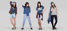 Wildfang 6.5.13 Looks