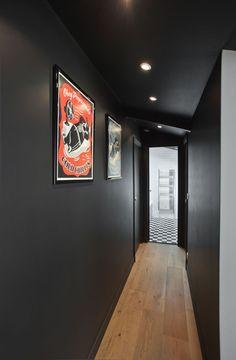 """Résultat de recherche d'images pour """"peinture noire mur"""""""