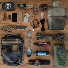 With the popularity of camping, hiking, and trailing at an all-time high, there comes a great demand to known even the most basic of survival skills before heading out on your next outdoor trip. Bushcraft Camping, Bushcraft Kit, Camping Survival, Outdoor Survival, Camping Gear, Camping Hacks, Outdoor Camping, Camping Store, Hiking Gear