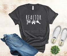 10 The Secret to Easily Saving Money We all want to save money somehow. Some can do this by giving up 7 pounds of coffee per day, while others can … Dog Mom Shirt, Mama Shirt, Being Human Shirts, Real Estate Quotes, Realtor Gifts, Dog Mom Gifts, Real Estate Marketing, Workout Shirts, Unisex