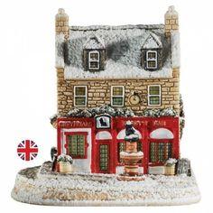 Lilliput Lane Cottage  Christmas Cheer  - The Christmas Collection