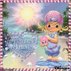 Precious Moments- Pearl Beach:)