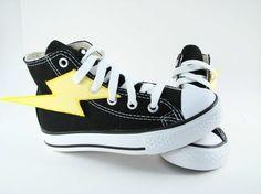 Super hero shoes