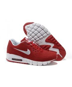 sports shoes e1f4d 9011d Mens Nike Air Max 90 Current Moire Red White 6809331-150