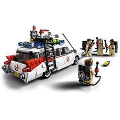 LEGO Ghostbusters Ecto-1 Set