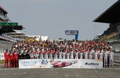 Class of 2015 at the 24 Hours of Le Mans