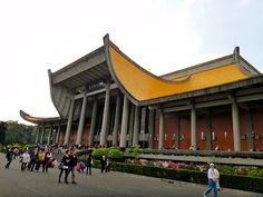 Sun Yat Sen Memorial Hall Taipei City Hall