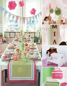 Girl birthday ideas