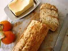 Pão de Aveia e Mel aromatizado com Tangerina. Receita em www.pimentadoce.net